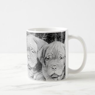 Taza de Dogue de bordeaux