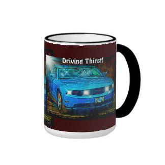 Taza de Drinkware del descanso para tomar café de
