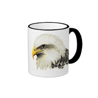 Taza de Eagle calvo a modificar para requisitos pa