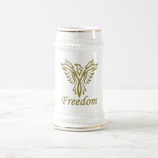 Taza de Eagle de la libertad - elija el estilo y e