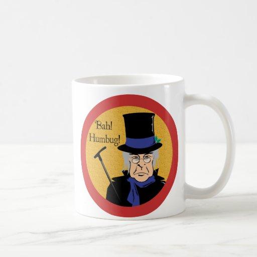 Taza de Ebenezer Scrooge