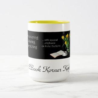 Taza de EBook Korner Kafé
