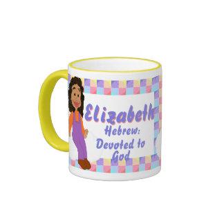 Taza de Elizabeth