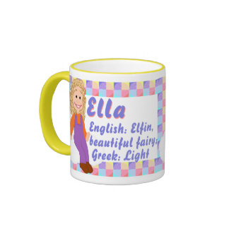 Taza de Ella