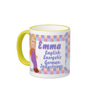 Taza de Emma
