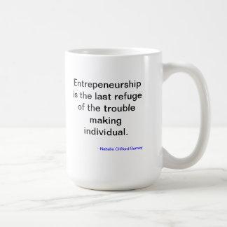 Taza de Entrepeneurship
