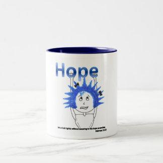 Taza de esperanza