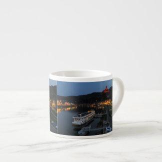 Taza de expreso de Cochem a de las Mosel a la Taza Espresso