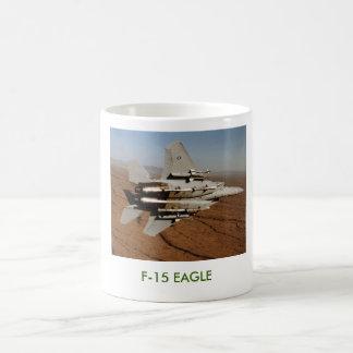 TAZA DE F-15 EAGLE