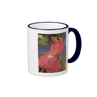 "Taza de ""Faaturuma (melancolía)"" - Paul Gauguin"