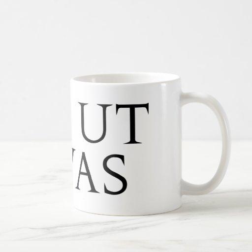 Taza de Fac Ut Vivas