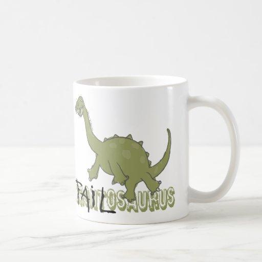 Taza de Failosaurus