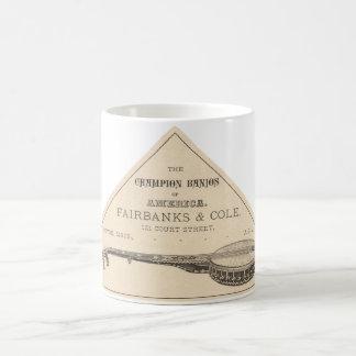 Taza de Fairbanks y del col