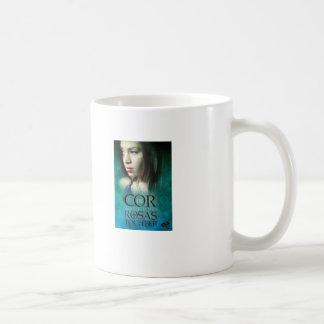 taza de fan Cor de Rosa hija