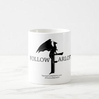 Taza de Farloft del *Follow