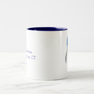 taza de Fátima del café