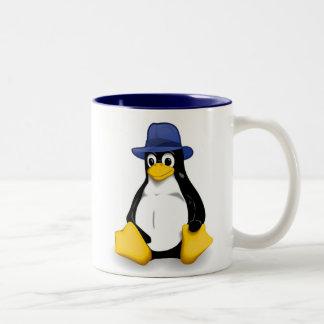 Taza de Fedora Linux