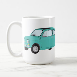 Taza de Fiat 500