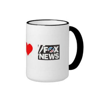 taza de FoxNews del AMOR 4a.I