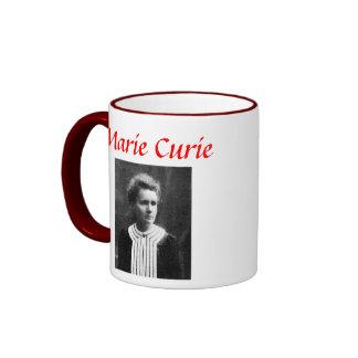 Taza de FRANCIA Marie Curie