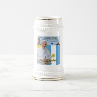 Taza de Francisco de la papá