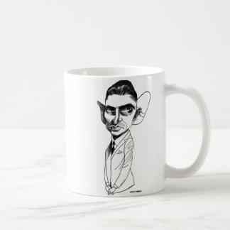 Taza de Franz Kafka