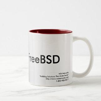 Taza de FreeBSD