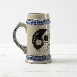 Taza de Freepott Stein (azul/gris)