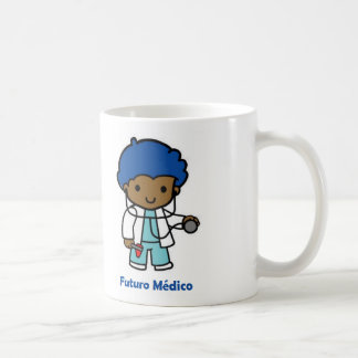 Taza de futuro médico