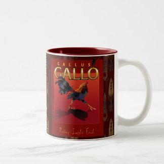 Taza de Gallo