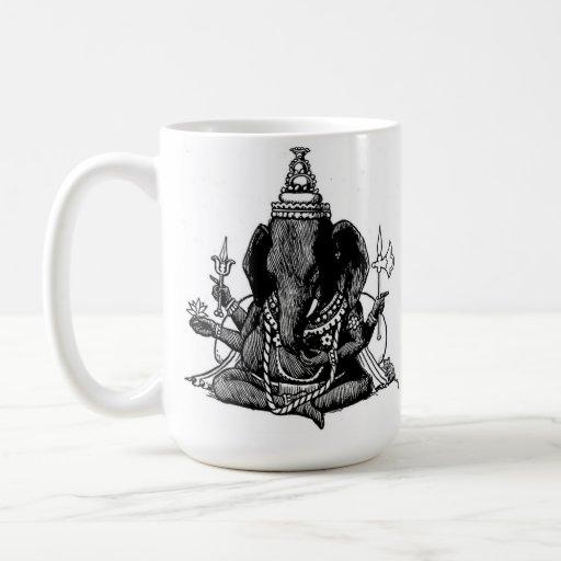 Taza de Ganesha