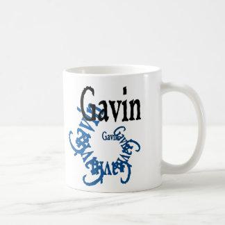 Taza de Gavin