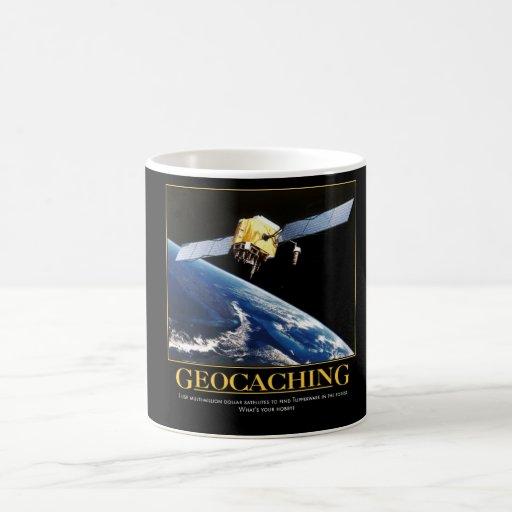 Taza de Geocaching