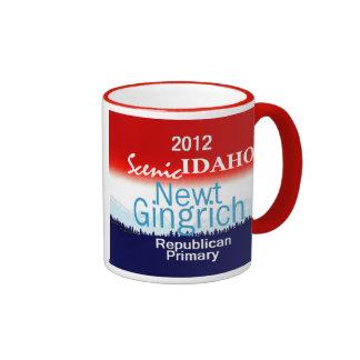 Taza de Gingrich IDAHO
