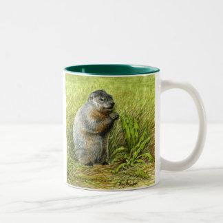 Taza de Groundhog