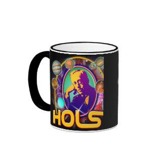 Taza de Gustav Holst