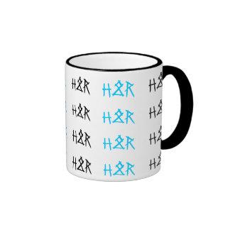 Taza de H8R