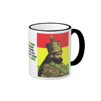 Taza de Haile Selassie
