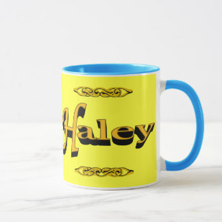 Taza de Haley