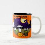 Taza de Halloween de Kilroy