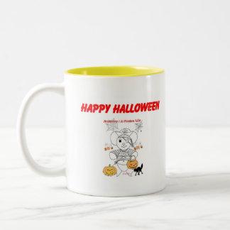 Taza de Halloween GothicChicz