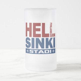 Taza de Helsinki - elija el estilo y el color