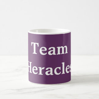 Taza de Heracles del equipo
