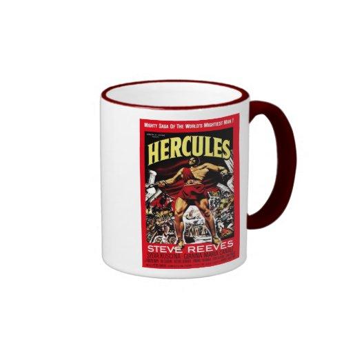 """Taza de """"Hércules"""" 1958"""