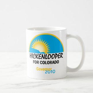 Taza de Hickenlooper 2010
