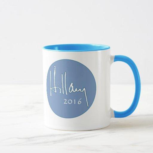 Taza de Hillary 2016