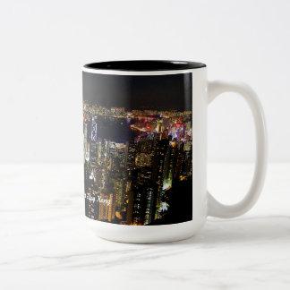 Taza de Hong Kong Nightscape