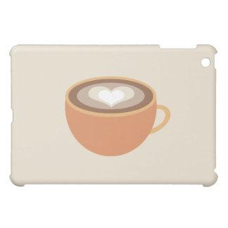 Taza de iPad caliente del corazón del amor del lat