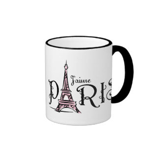 Taza de J aime París