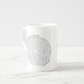 Taza de Jabberwocky Taza De Porcelana